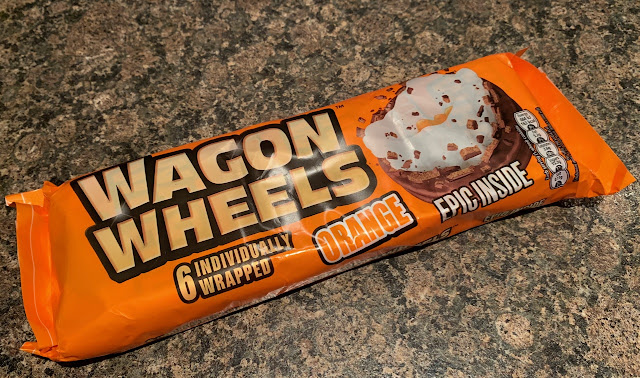 Wagon Wheel Orange
