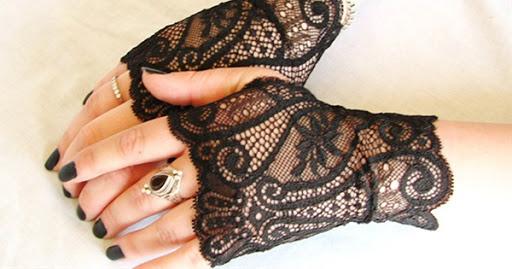 Chic henna patterns