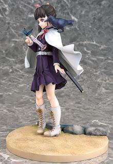 Figura de Kanao Tsuyuri, de Kimetsu no Yaiba, por Phat!Figura de Kanao Tsuyuri, de Kimetsu no Yaiba, por Phat!