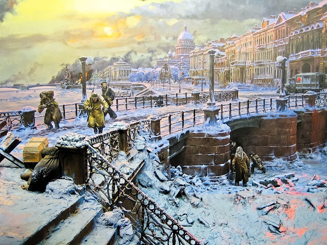 January 27 - the day of lifting the siege of Leningrad