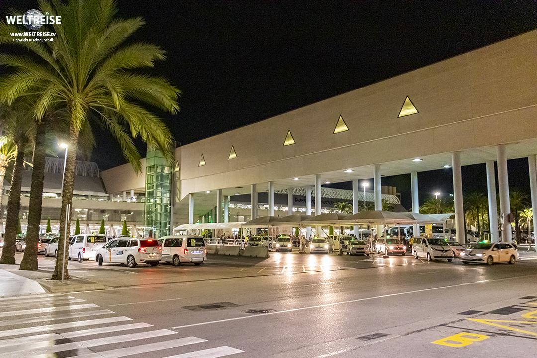 Airport Mallorca Spain www.WELTREISE.tv
