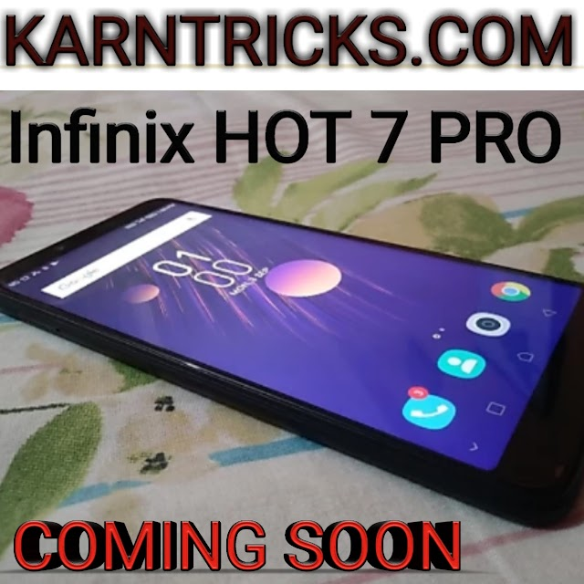 INFINIX HOT 7 PRO LAUNCH DATE IN INDIA PRICE SPECIFICATIONS & FEATURES
