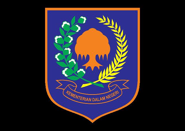 Logo Kementerian Dalam Negeri Vector