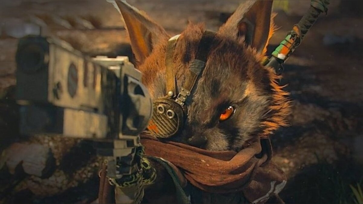 Biomutant improvements on PlayStation 5 and Xbox Series X / S