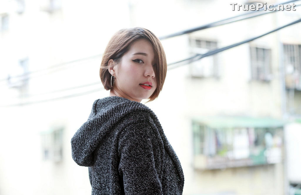 Image Pretty Taiwan Showgirl - 黃竹萱 - Beautiful Long Legs Girl - TruePic.net - Picture-1