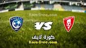 نتيجة مباراة الهلال ضد الوحدة في الدوري السعودي للمحترفين