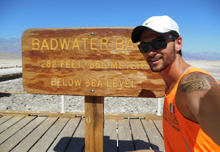 michele graglia, seath valley, badwater 135, california, altra running
