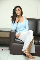 Anisha Ambrose Latest Pos Skirt at Fashion Designer Son of Ladies Tailor Movie Interview .COM 1187.JPG