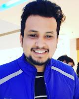 Shubham Pathak: Singer
