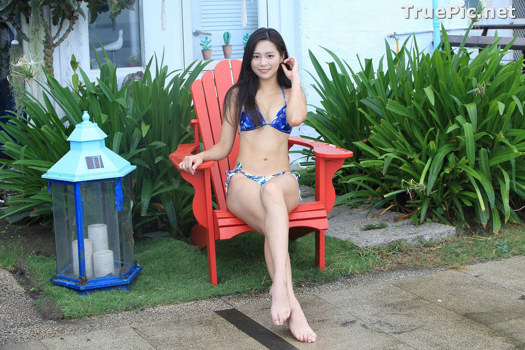 Image Taiwanese Model - Shelly - Beautiful Bodybuilding Bikini Girl - TruePic.net - Picture-72