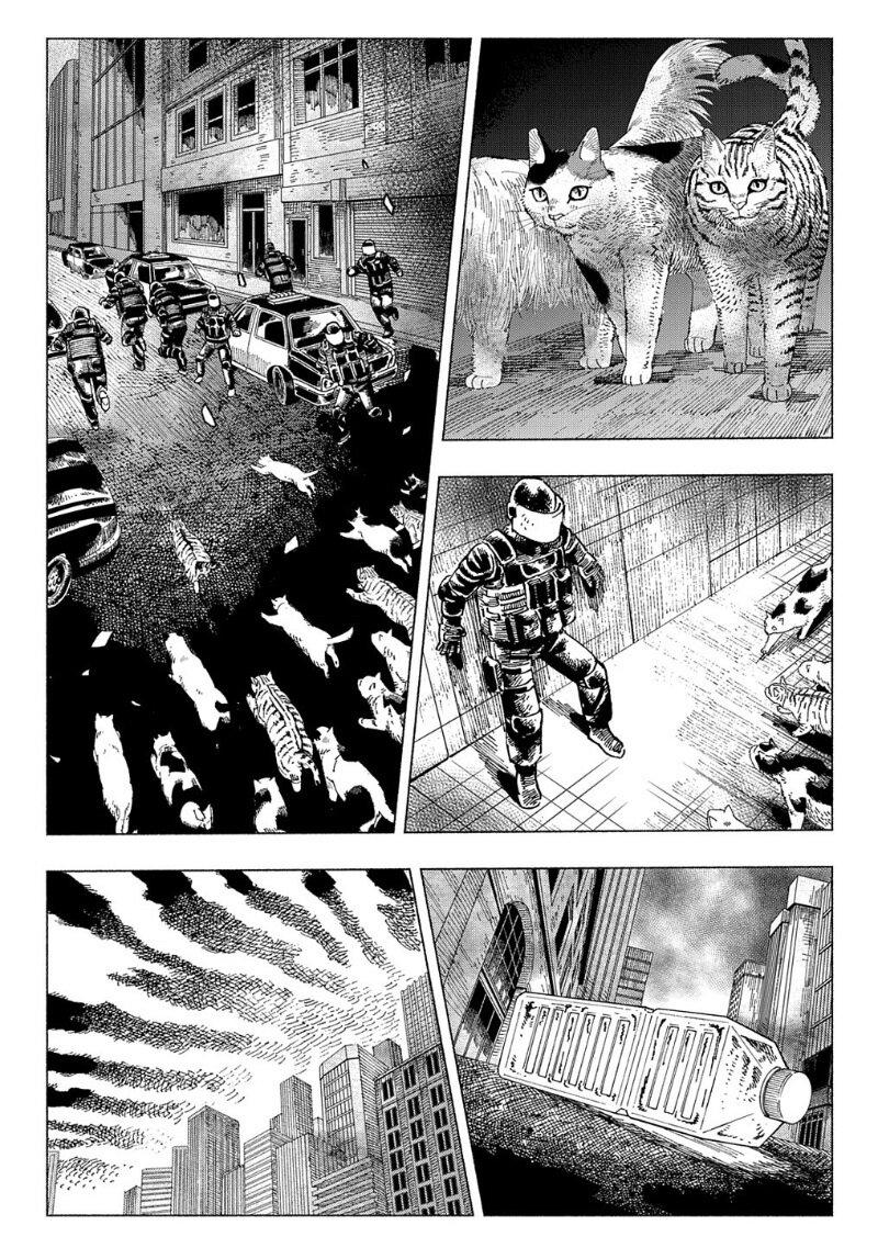 อ่านการ์ตูน Nyaight of the Living Cat ตอนที่ 3.1 หน้าที่ 11