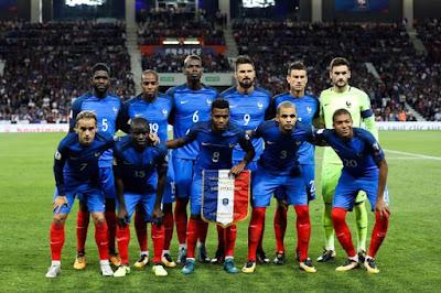 مشاهدة مباراة فرنسا وأندورا