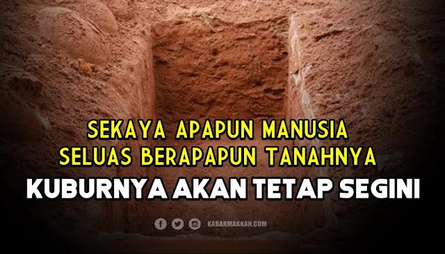 Kenapa Tubuh Manusia yang Mati Dikubur ke Dalam Tanah? Ternyata ini Alasan di Baliknya