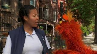 Murray What's the Word on the Street Courteous, Sesame Street Episode 4412 Gotcha season 44