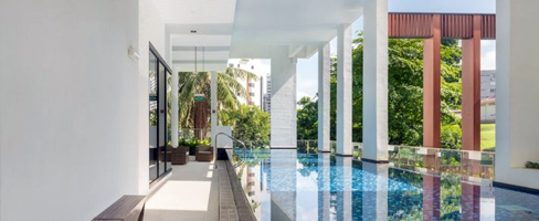12 Shan Serviced Apartments Singapore
