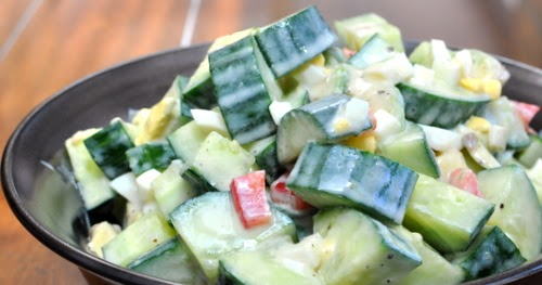 Smitten Kitchen S Avocado Cucumber Salad