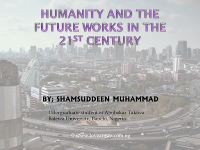 [E-book] Humanity and the future of works of the 21st century