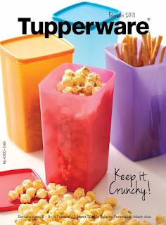 Katalog Activity Promo Tupperware Mei 2018