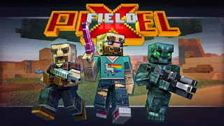 Download Pixelfield v1.2.3 Mod Apk (Unlimited Coins) Terbaru