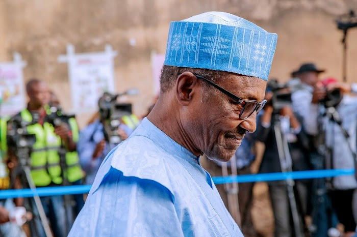 Buhari to Nigerian youths: End protests, dialogue with govt on Police reforms