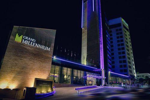 وظائف فندق جراند ميلينيوم الامارات