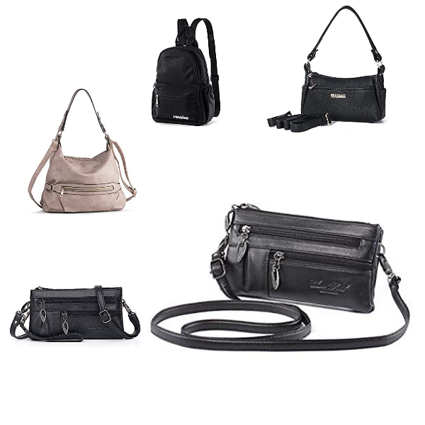 60% OFF WOMENS LEATHER BAGS AND MORE!
