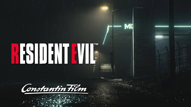 resident evil movie reboot 2021 survival horror Johannes Roberts constantin film screen gems sony pictures official release date september 3