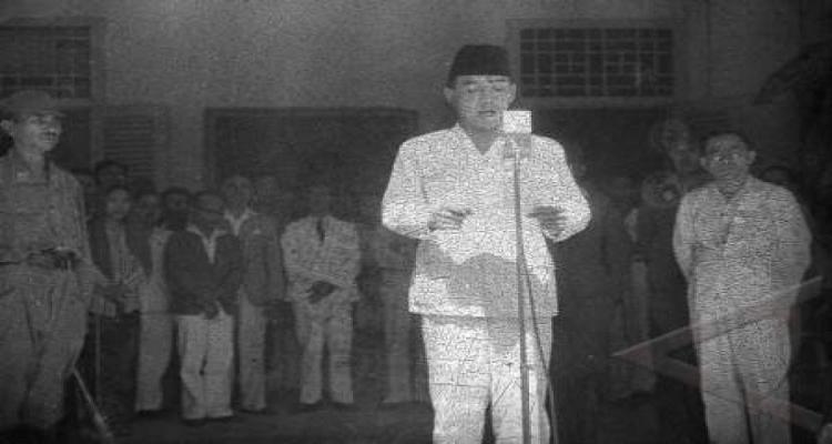 Proklamasi Soekarno