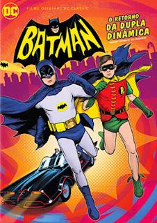 Batman: O Retorno da Dupla Dinâmica - BDRip Dual Áudio