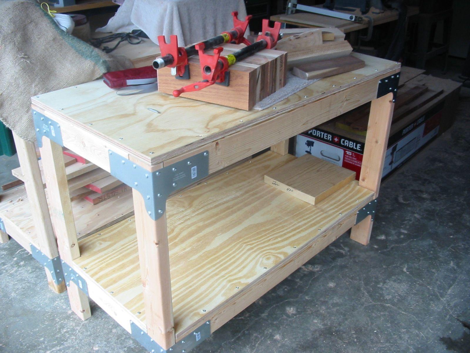 Homemade Wood Airplane Kitchen