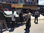 TNI dan Polri Bersama Sat Pol PP Razia Masker Antisipasi Penyebaran Covid 19