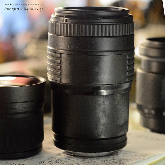 Sigma 70-210mm f/4-5.6 (Minolta/Sony A Mount)