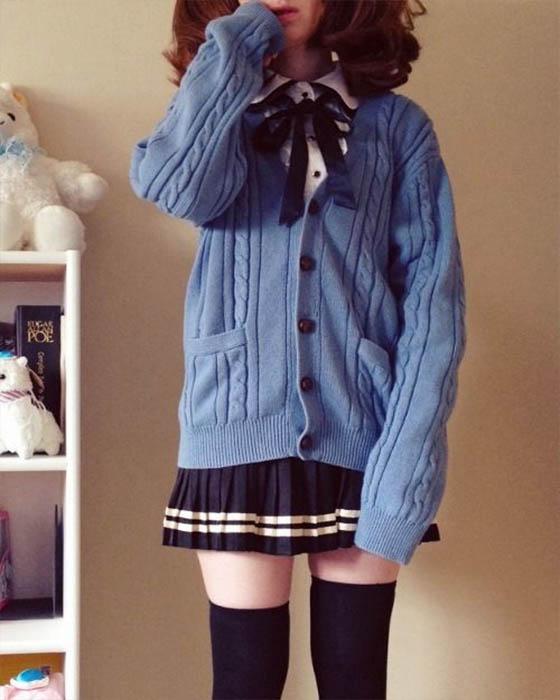 outfit kawaii juvenil tumblr