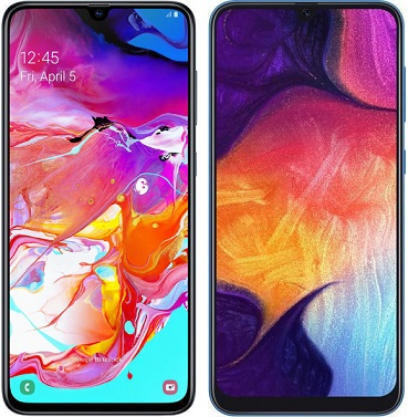 Pilih Galaxy A50 Atau A70? Inilah Perbandingan Kedua Smartphone Samsung Tersebut