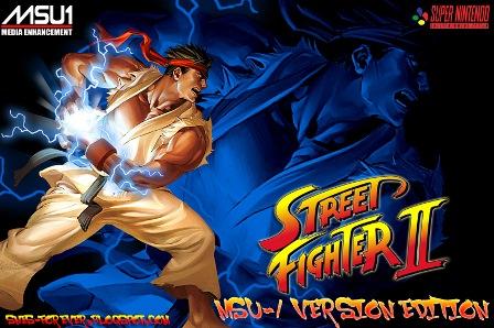 street fighter snes rom
