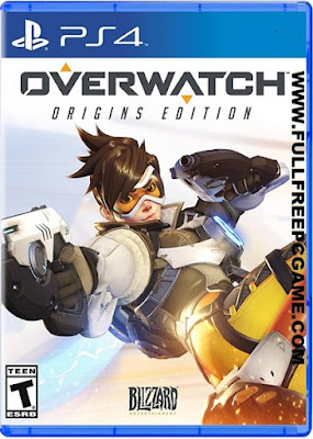 Overwatch PS4 Game