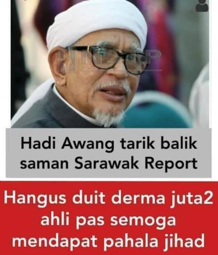 Image result for RM 90 juta tak masuk akaun PAS kami difitnah...on tumpang sekole