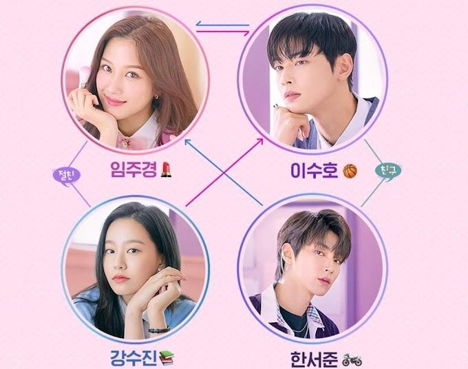 Nonton Drama Korea True Beauty Sub Indo, Pesona Bare Face The secret of Angel