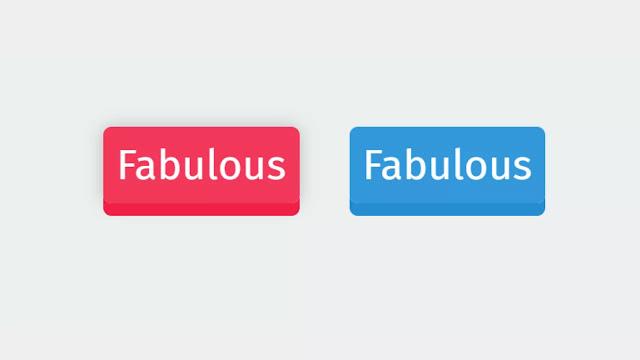 Pure CSS 3D Buttons Inspiration Designs