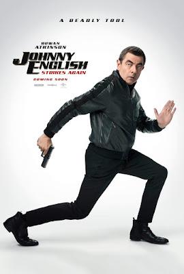 Johnny English Strikes Again Movie Poster 7