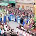 EL DOMINGO DE RESURRECCIÓN Y LA BENDICIÓN PASCUAL PUSIERON FIN A UNA SEMANA SANTA ATÍPICA POR LA EMERGENCIA SANITARIA