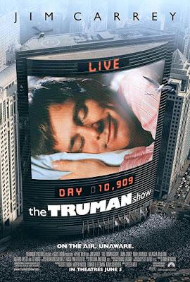 The Truman Show 1998 Dual Audio Hindi 720p BluRay 850MB