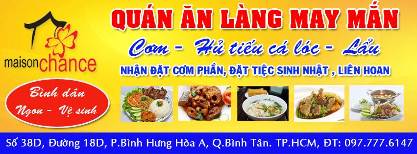 Giới thiệu Quán cơm ngon ở quận Bình Tân - Quán lẩu quận Bình Tân TPHCM