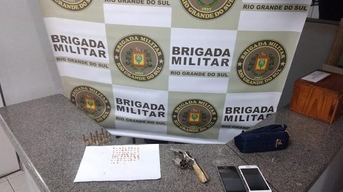 Morador de Cachoeirinha é preso por tráfico de drogas em Ijuí