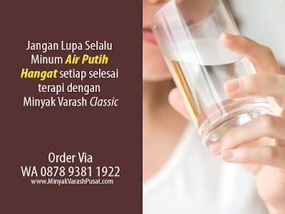 Terapi dengan Minyak Varash Classic