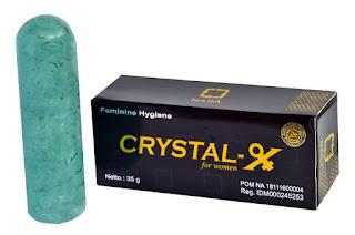 Distributor Crystal X Yogyakarta