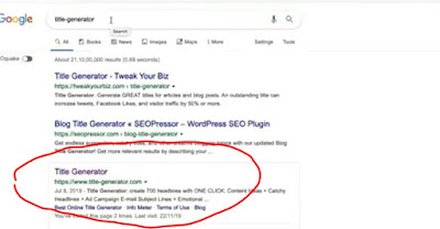 How to Create Long Tail Keyword and a Good Title