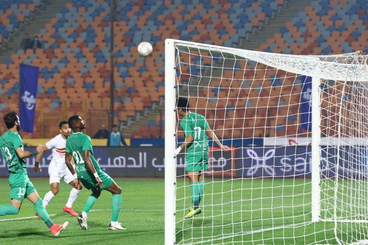 أهداف مباراة الزمالك ضد الاتحاد السكندري