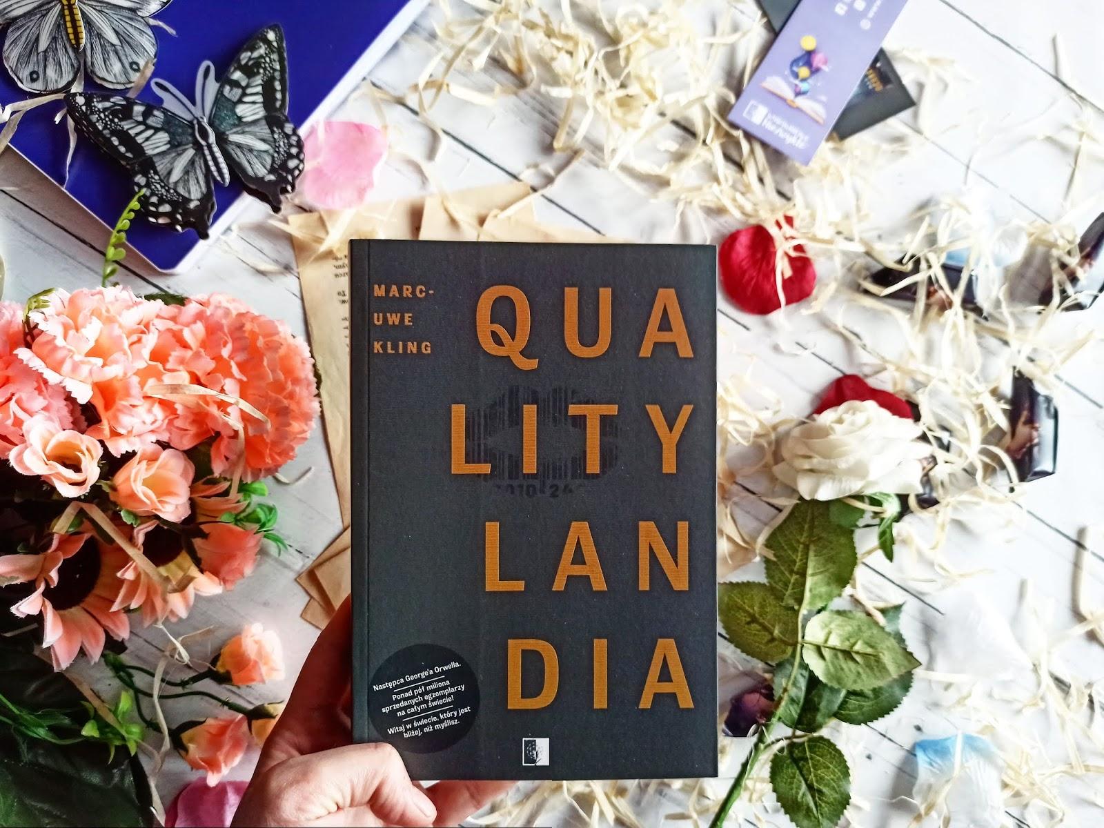 """""""QualityLandia""""  Marc-Uwe Kling"""