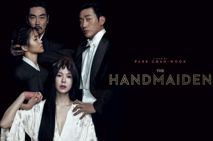 10 Film Paling Hot dan Seksi Tahun 2018, movie trailer, movie review, cast, The Handmaiden movie